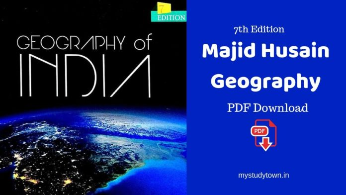 Majid Husain geography pdf