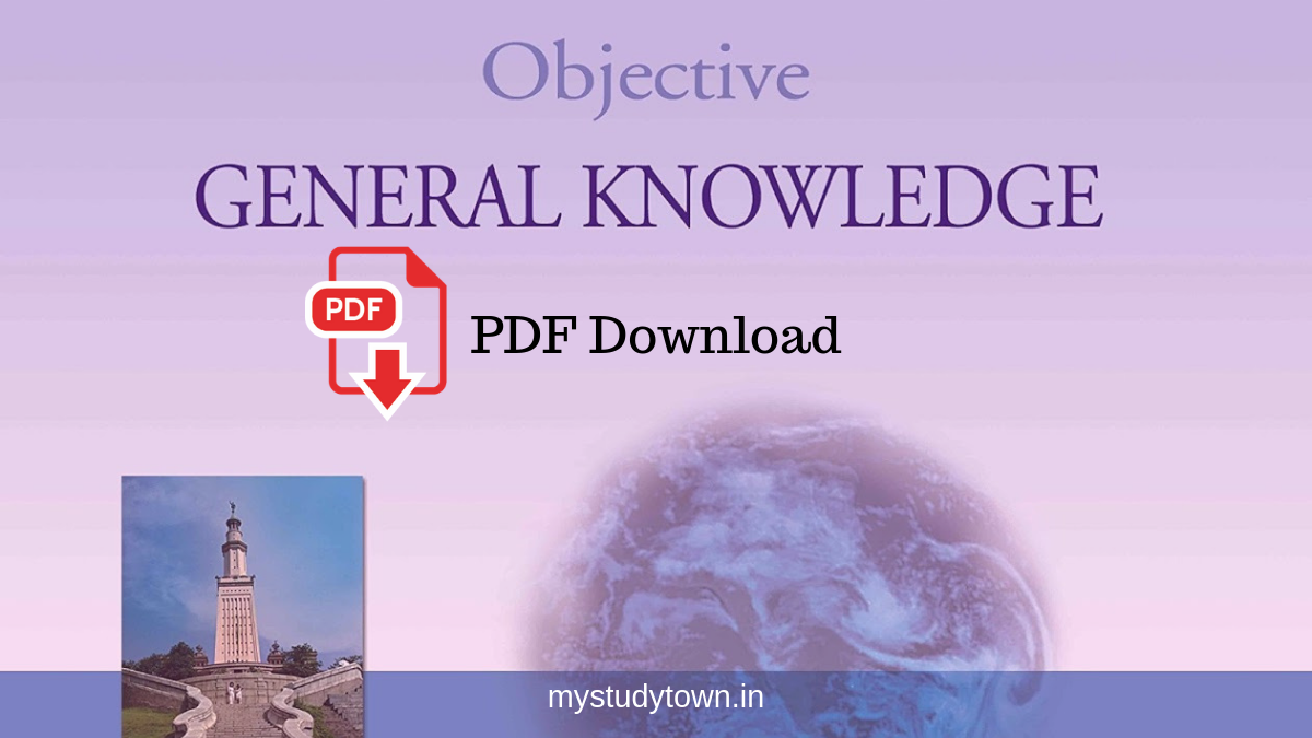 lucent objective general knowledge PDF