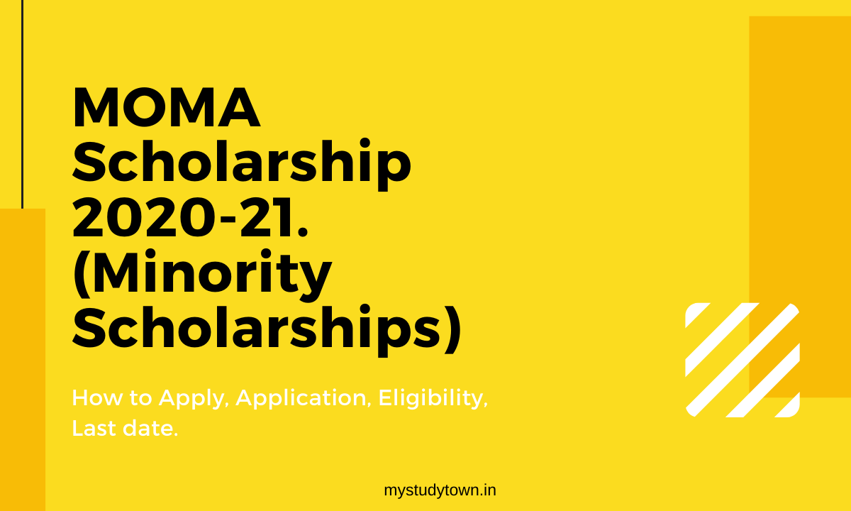 MOMA Scholarships