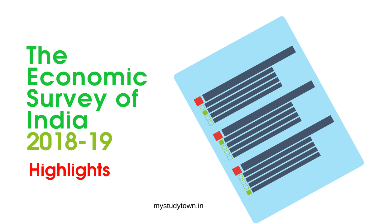 The Economic Survey of India