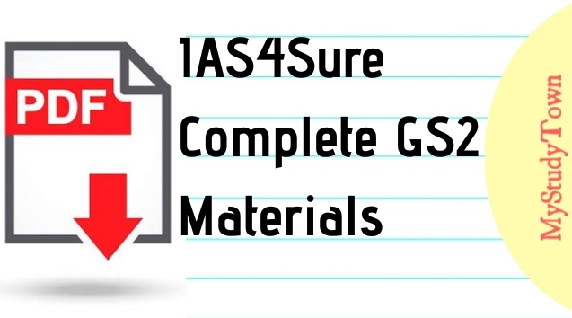 IAS4sure complete GS2 materials