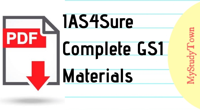 IAS4Sure Complete GS1 Materials