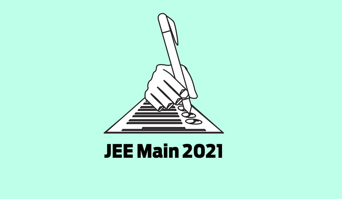 JEE Main 2021